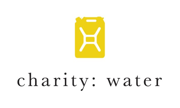 Image result for charity: water logo